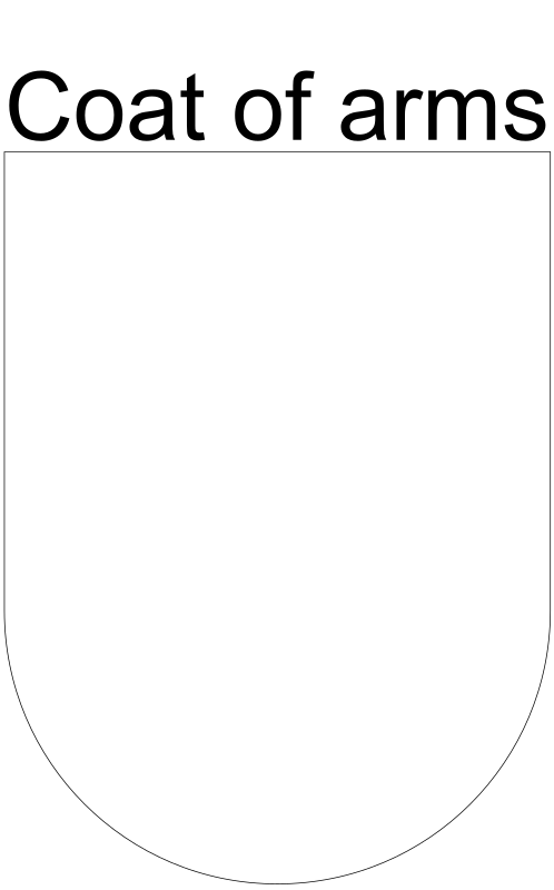 Form of Coat of arms