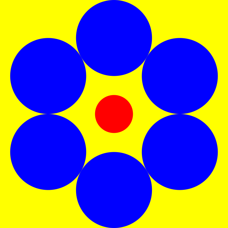 Animated Circle Illusion