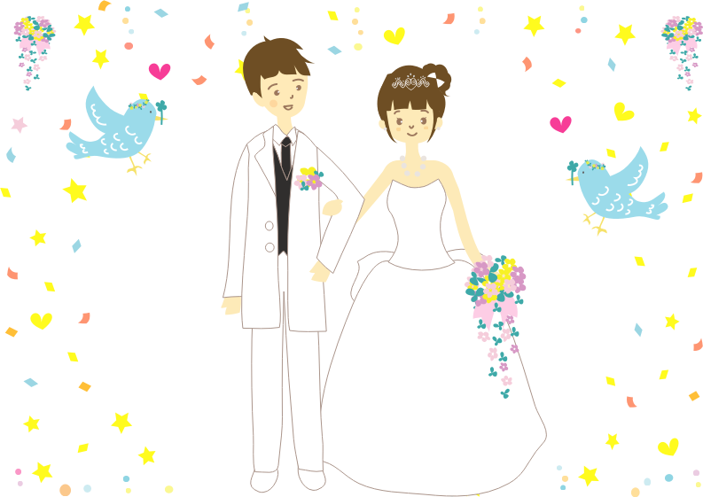 Wedding Couple (#4)