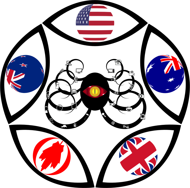 Five Eyes Tentacles