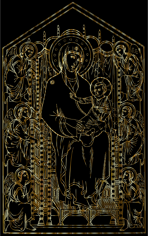 Legends Of The Madonna II Gold
