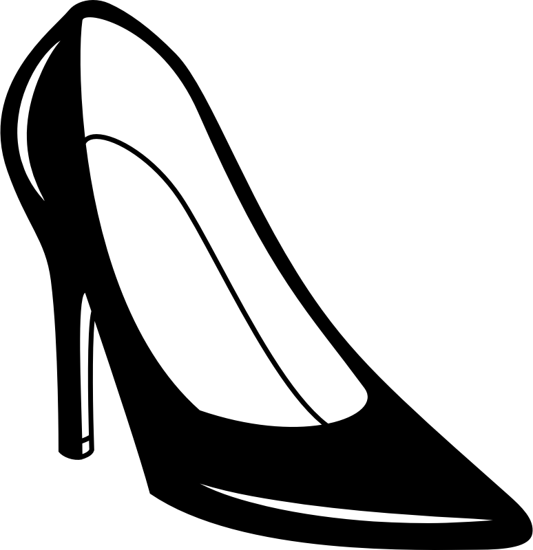 High Heel Shoe (#1)