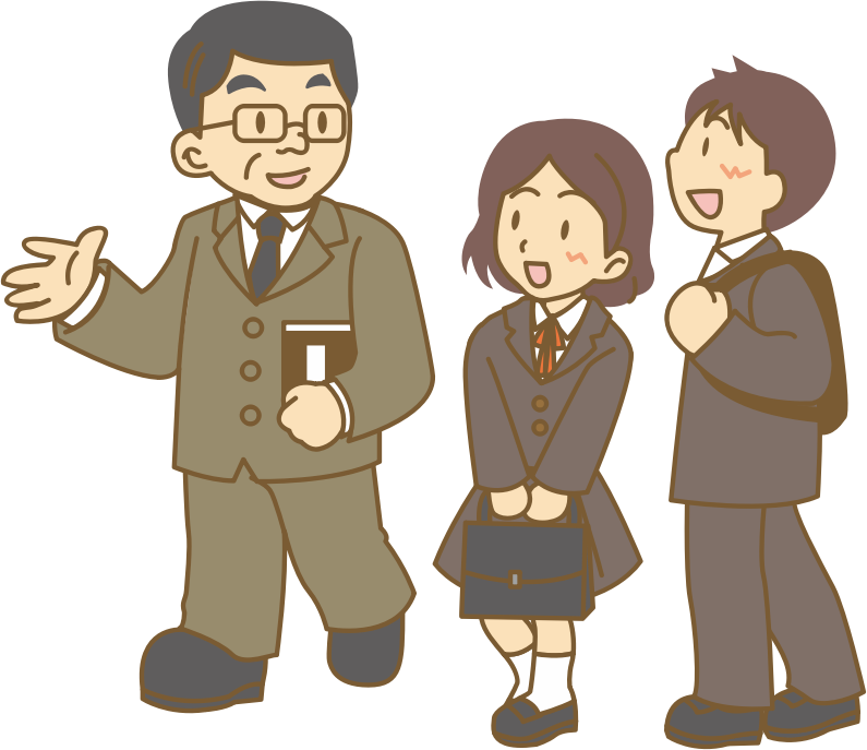 Teacher and Students (#2)