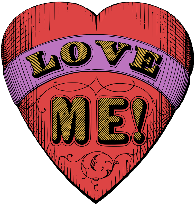 Love Me Heart - Colour