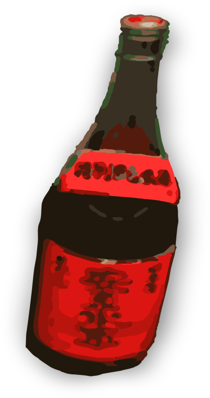 Shochu Bottle