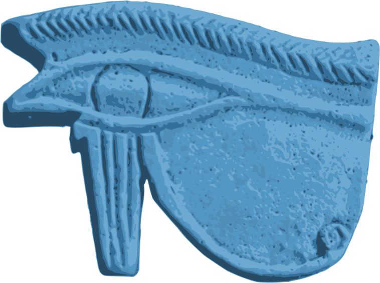Blue Eye of Horus