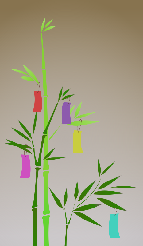 Tanabata Wishing Tree