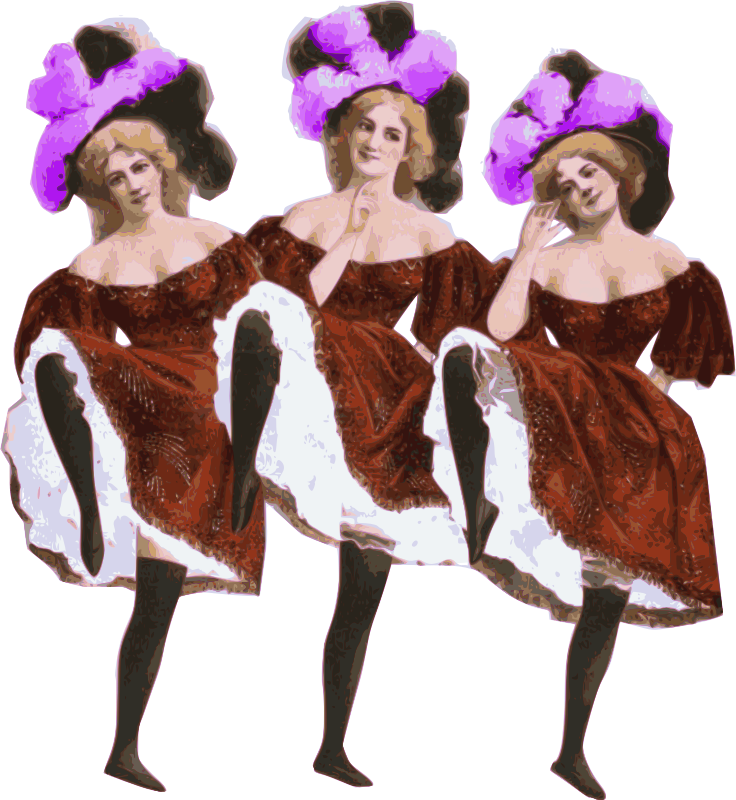 Cancan Girls