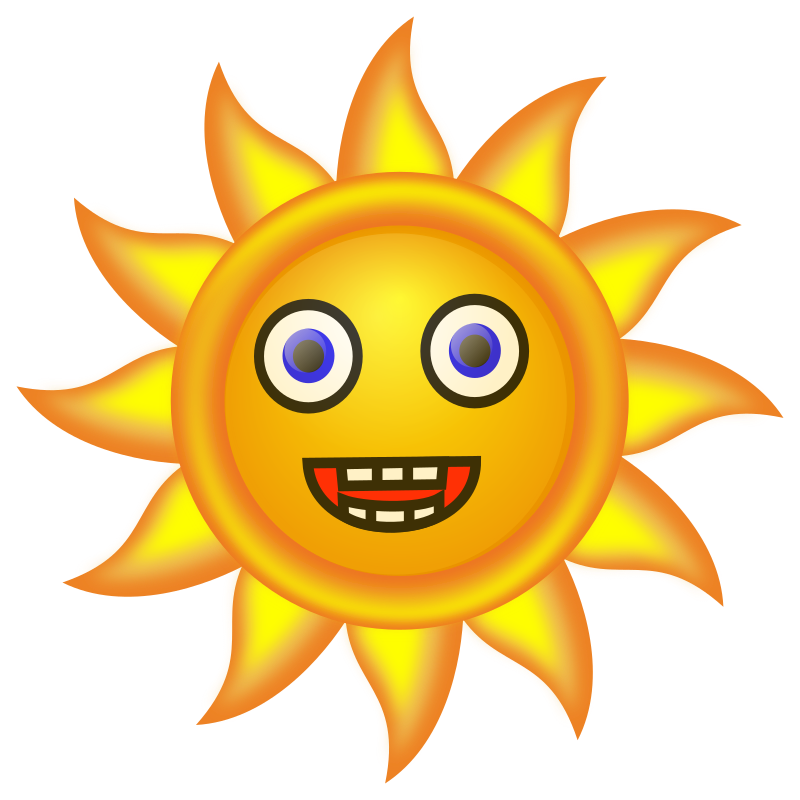 Crazy Happy Sun