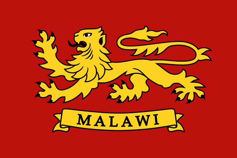 Flag of the President of Malawi