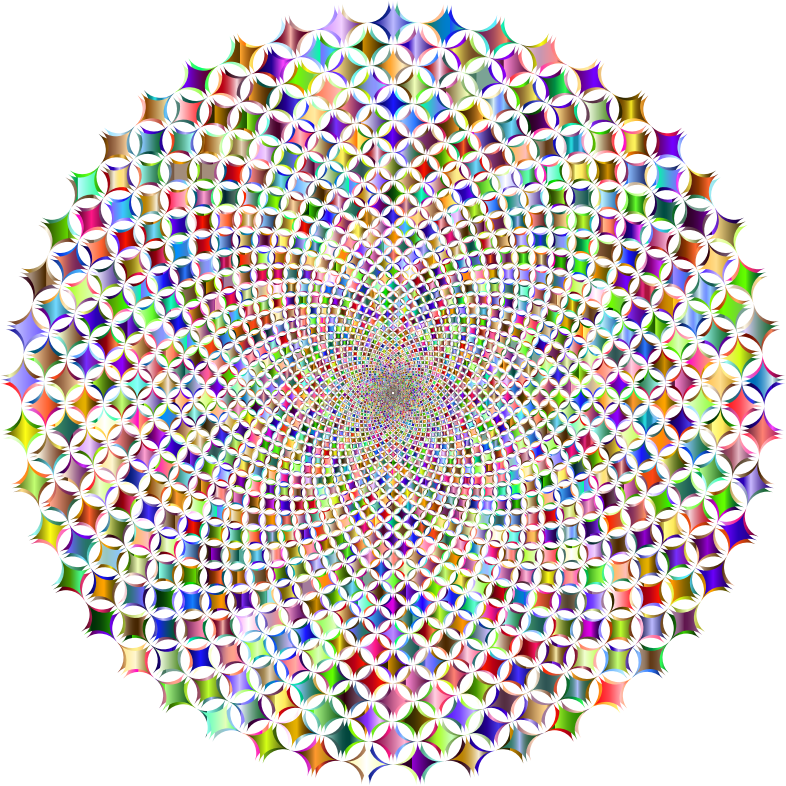 Diamonds Vortex Chromatic No BG