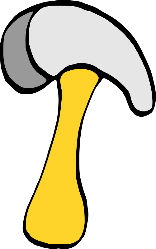 Cartoon Hammer