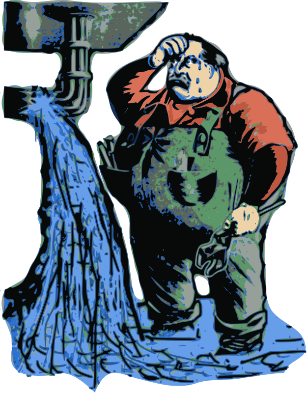 Troubled Plumber