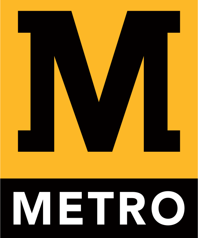 Tyne and Wear Metro logo