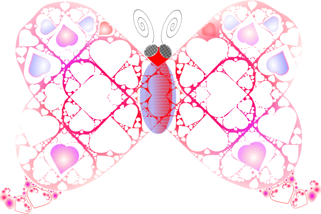Fractal Heartmoth
