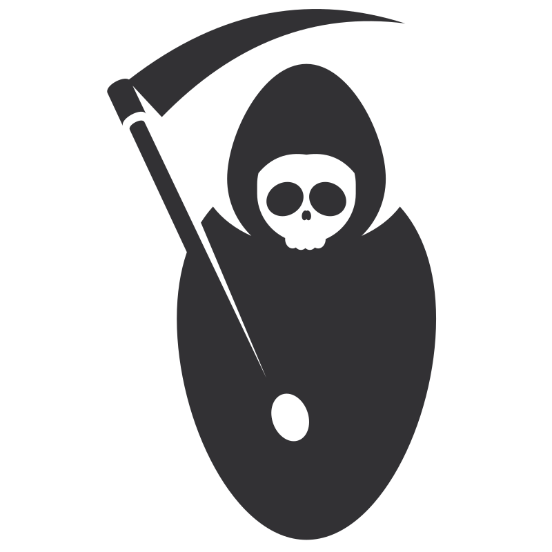 Grim reaper - Openclipart