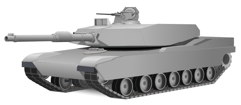 M1A2 with TUSK (Tank Urban Survival Kit)