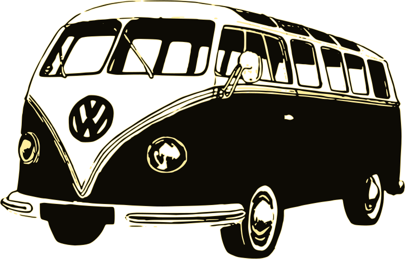 VW Retro Bus