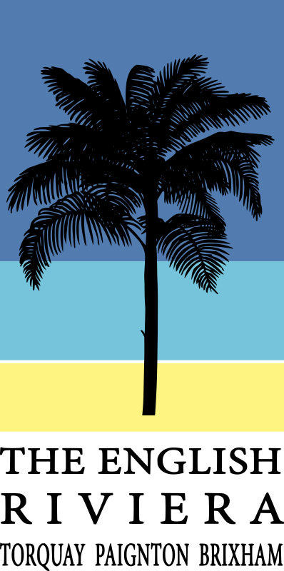 Palm Tree Travel Poster