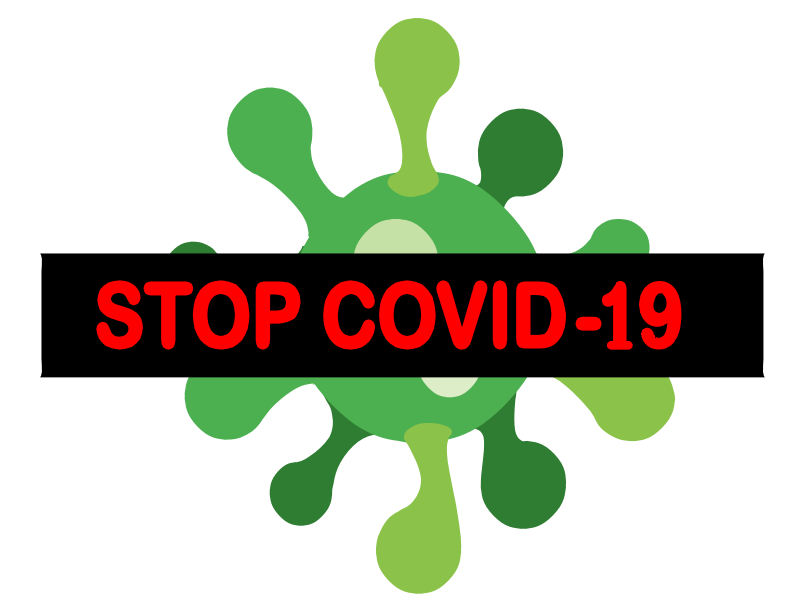 Stop Covid Animation