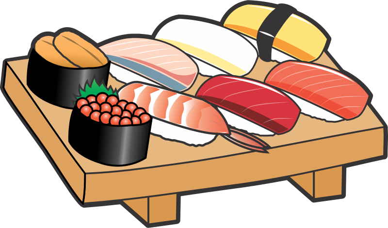Sushi Assortment (#4)