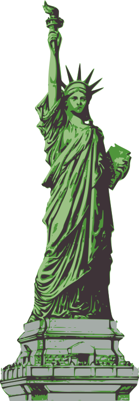 Basic Statue of Liberty