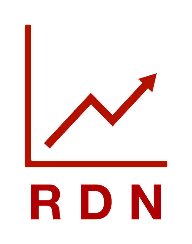 "RAW DATA NOW ""RDN"" Graph Up Logotype"