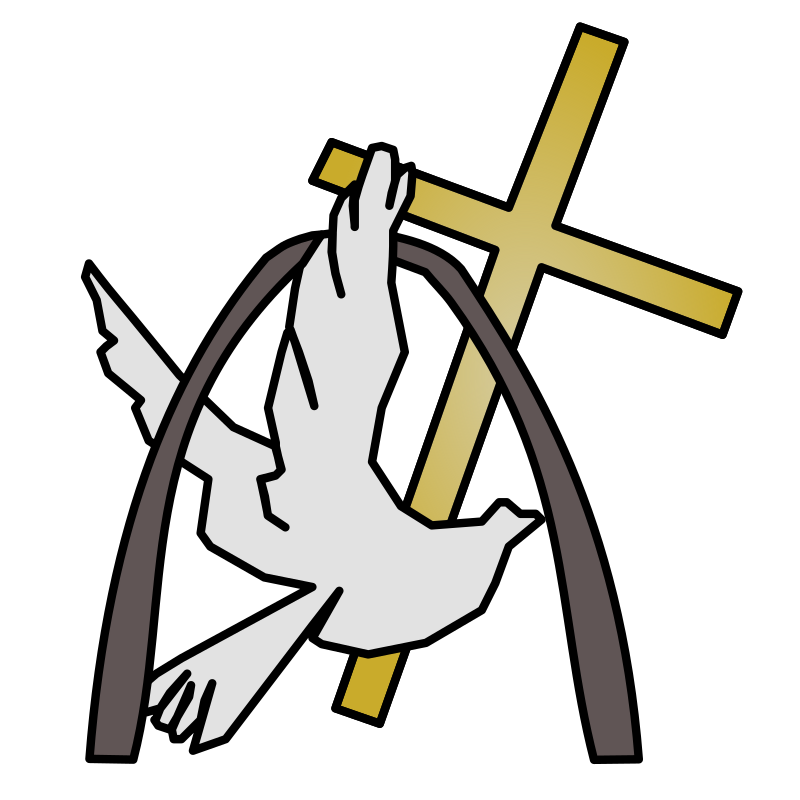 Dove Arch Cross