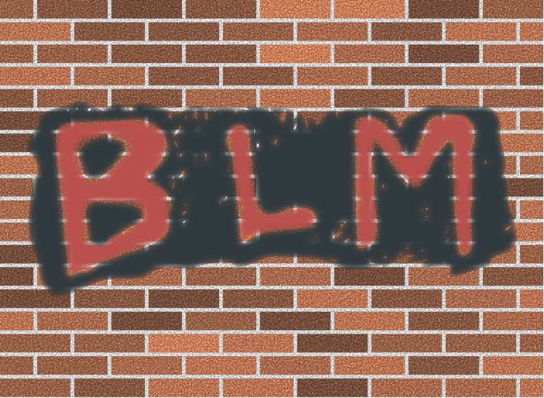 Black Lives Matter Wall