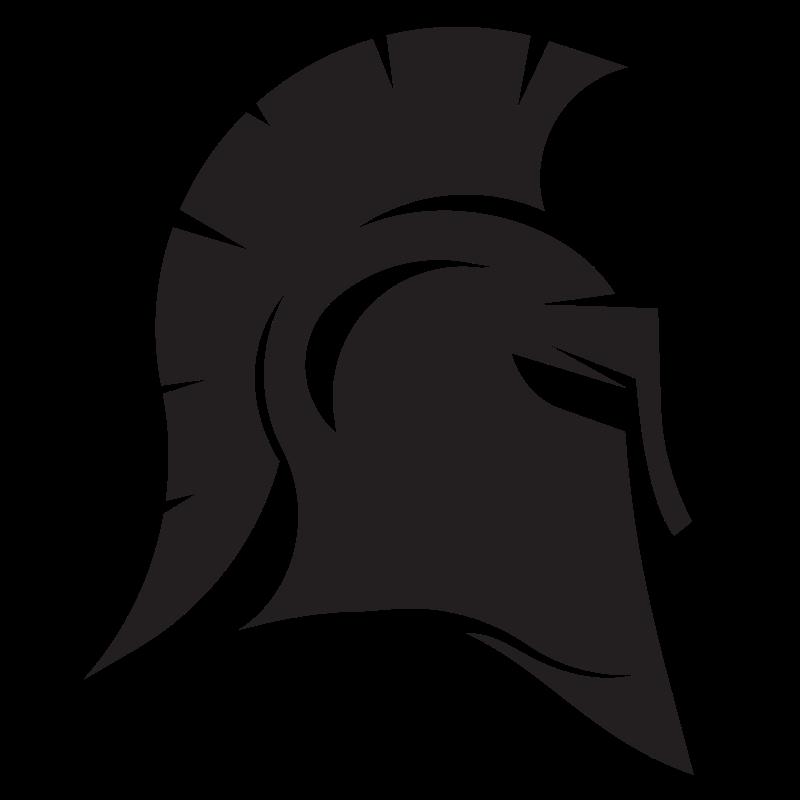 Spartan helmet - Openclipart