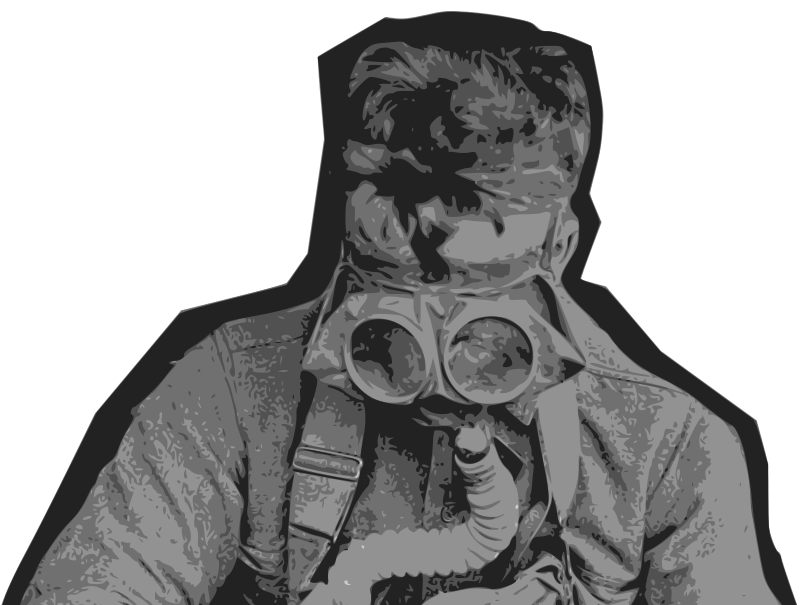 Gas Mask Man