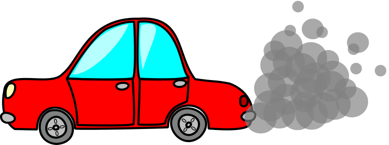 Air Pollution Car