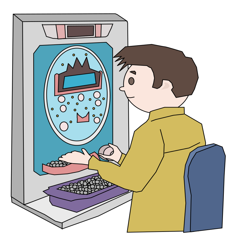 Pachinko Player