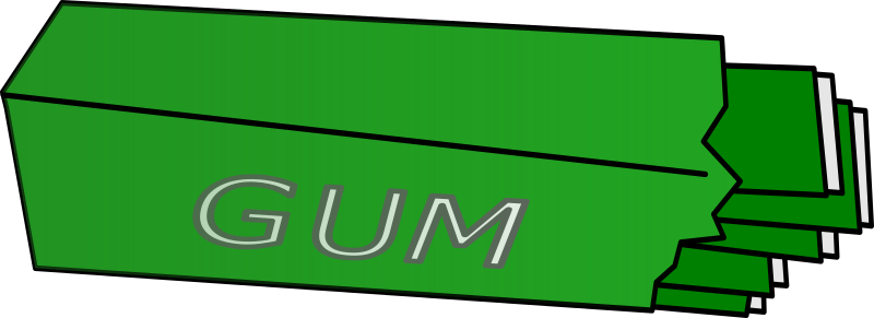 Gum Pack Simple