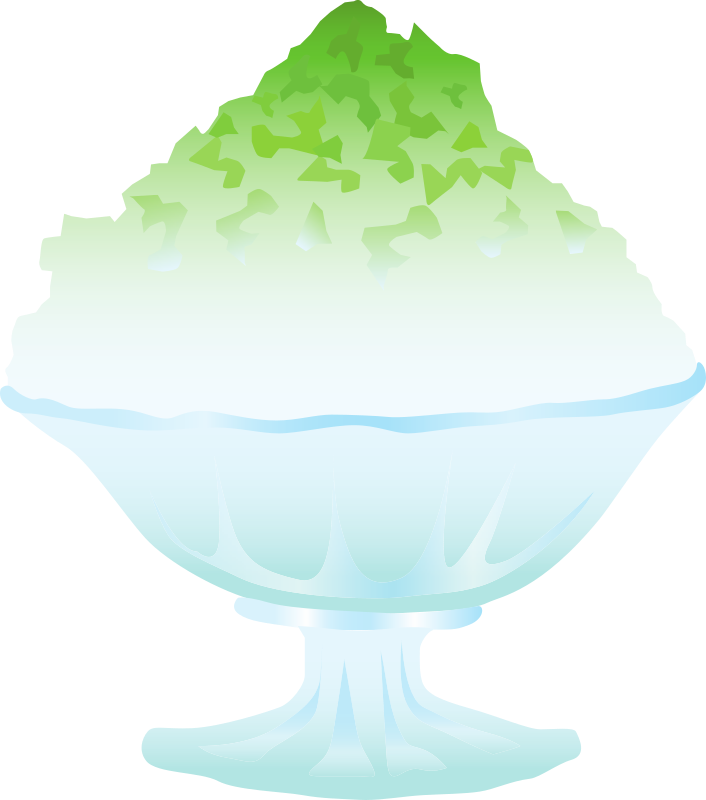 Kakigori - Green Apple