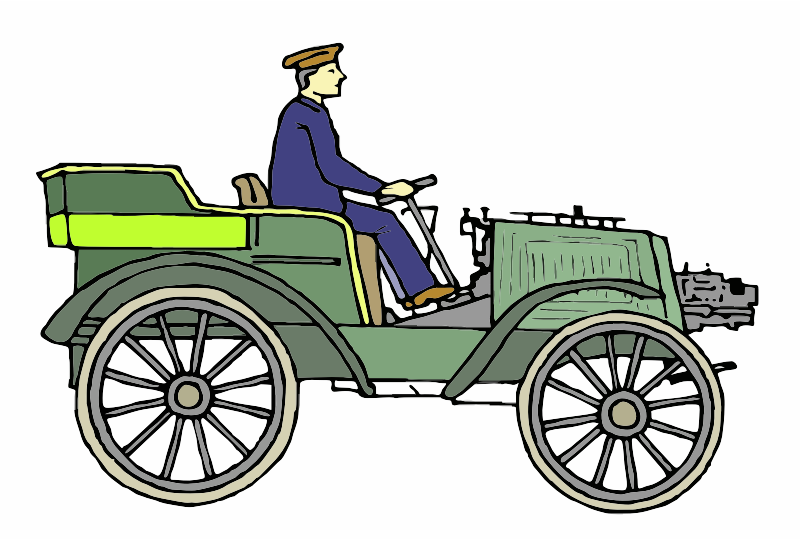 A Horseless Carriage