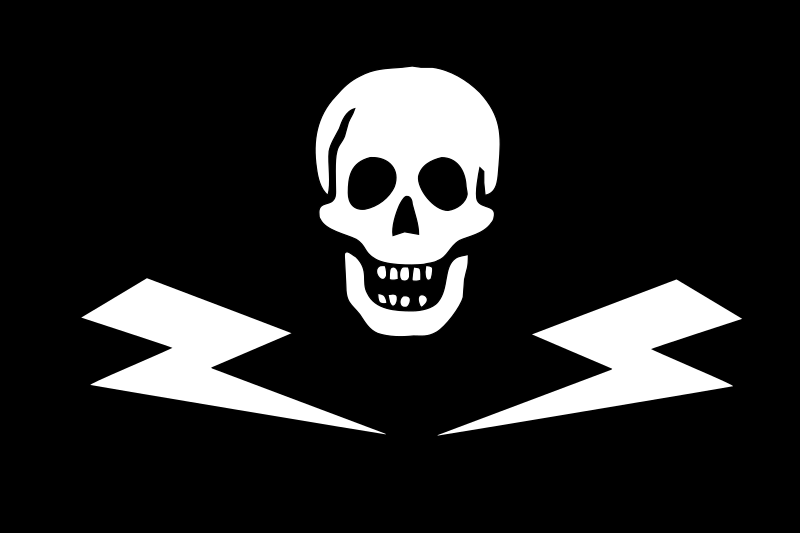 Internet pirate flag