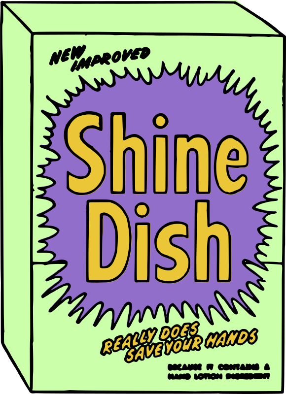 Dish Washing Soap