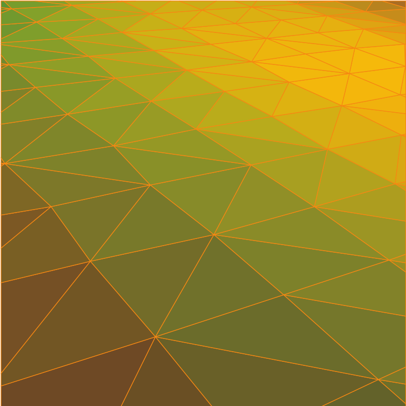 Low poly pattern background