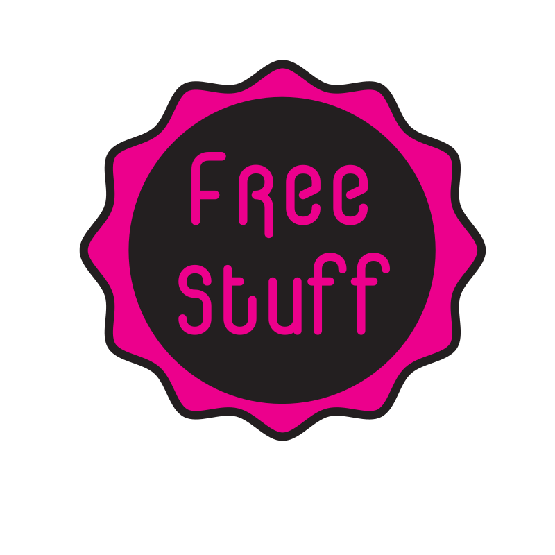 Sticker Free Stuff