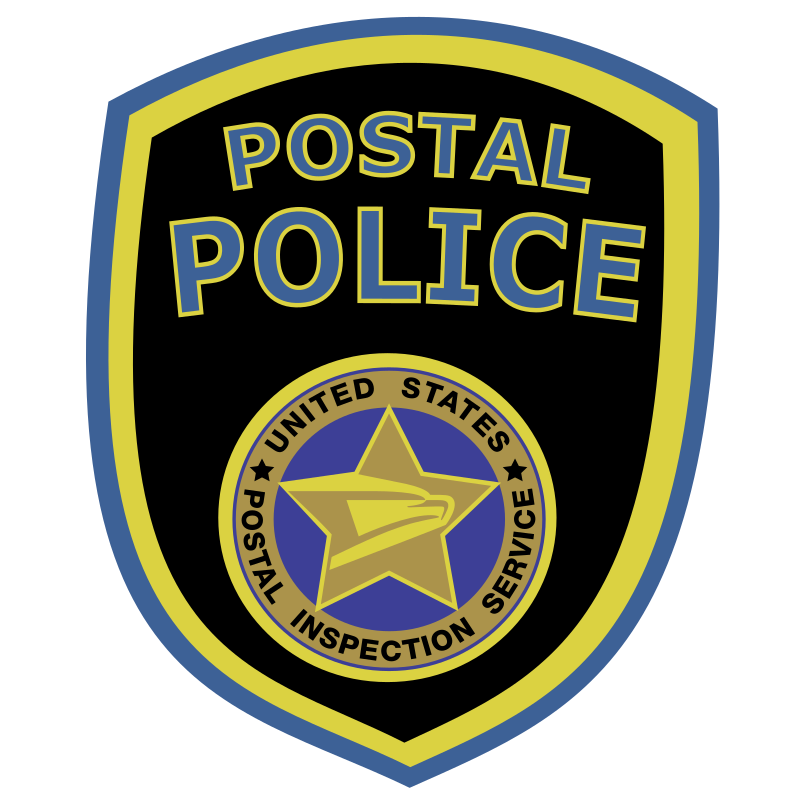 United States Postal Inspection Service Badge