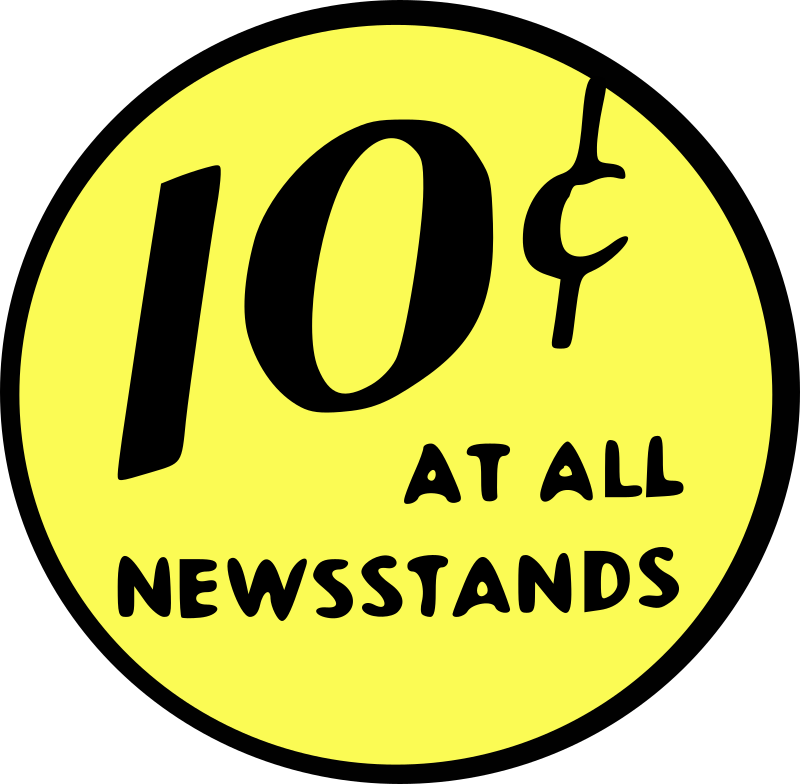 10 cents at all newstands - remix
