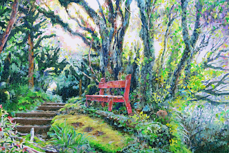 A Chair in the Goblin Forest