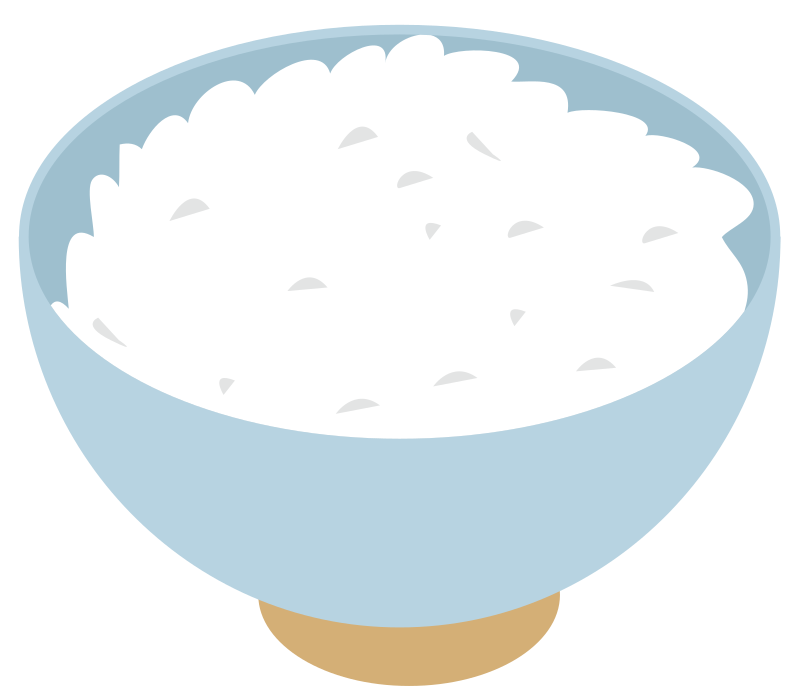 Bowl of Rice 3