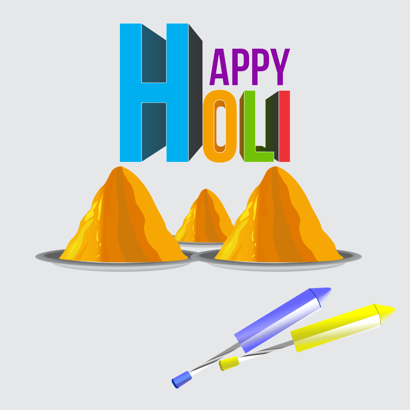 HAPPY HOLI COLORS IN THAL - Fix Remix