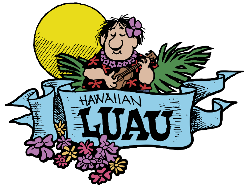 A Hawaiian Luau - Colour Remix
