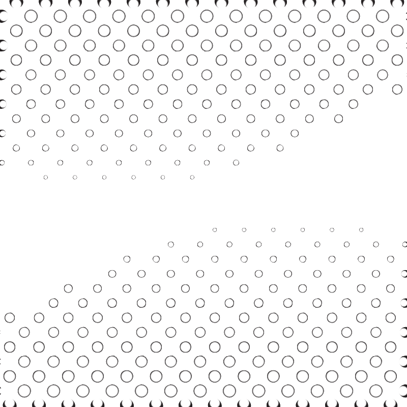 Dotted pattern white background