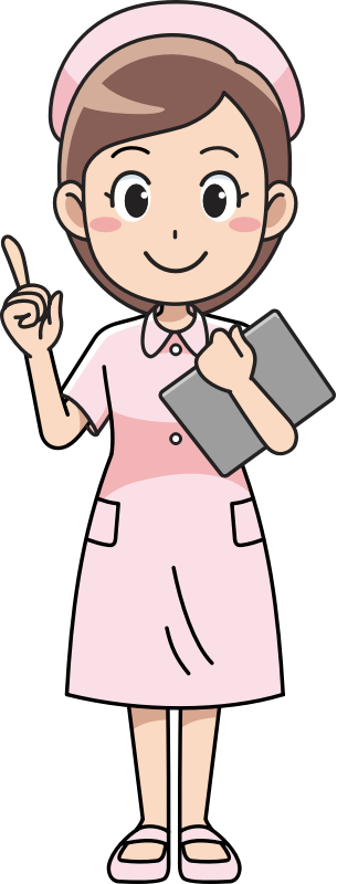 Cheerful Nurse (#5b)