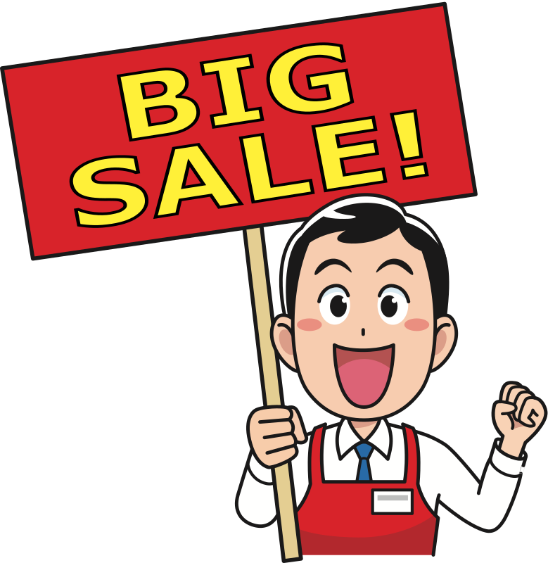 Big Sale - English Mix