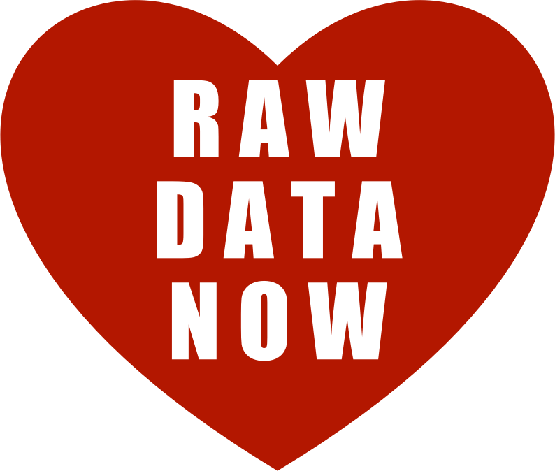 RAW DATA NOW with heart II